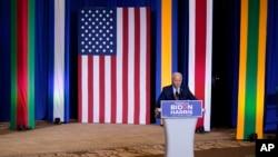 Kandidati demokrat për president, Joe Biden.