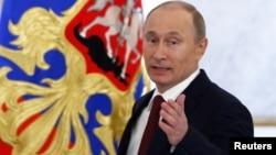Presiden Rusia Vladimir Putin mengatakan ada peluang nyata untuk menyelesaikan kebuntuan isu nuklir Iran (foto: dok).