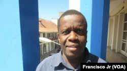 Daviz Simango, fundador e presidente do Movimento Democrático de Moçambique falecido a 23 de Fevereiro