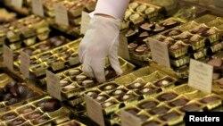 科學家研究巧克力對健康的好處(資料圖片)