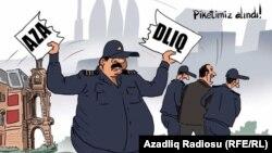 """""""Müxalifətin aksiyası""""- Gündüz Ağayev"""
