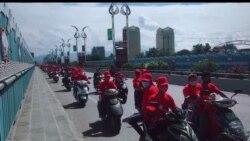 တ႐ုတ္ႏုိင္ငံ ေရႊလီၿမိဳ႕မွာ NLD ပါတီေထာက္ခံလႈပ္ရွားသူေတြ ဖမ္းဆီးခံရ