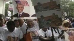 奥巴马访非洲强调反恐