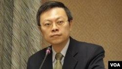 Menteri Urusan China Daratan Taiwan, Wang Yu-chi akan mengunjungi China daratan bulan depan (foto: dok).