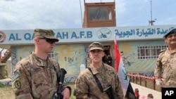 نیروهای آمریکایی در عراق (آرشیو)