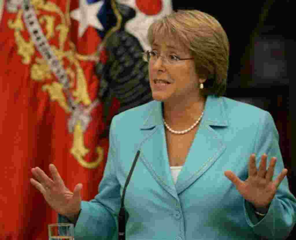 Al ganar la presidencia de Chile, Michelle Bachelet, demostró que el país Latinoamericano estaba listo para ser liderado por una mujer aunque fuera divorciada.