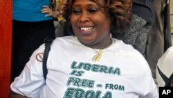 Liberia is now free of Ebola - Libéria sem Ébola