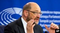 Голова Європейського парламенту Мартін Шульц