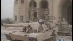2011-12-02 粵語新聞: 前駐伊美軍總部所在基地移交伊拉克