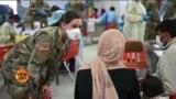 امریکہ: افغان مہاجرین کی مدد کرنے والے رضاکار