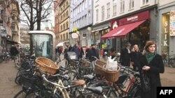 Копенгаген, осень 2011