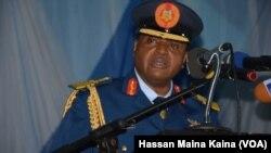 Shugaban rundunar sojin saman Najeriya, Air Marshal Sadique Abubakar