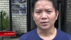 Người Việt trợ giúp nạn nhân bão Florence