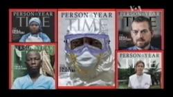 """Людиною року """"Тайм"""" стали борці з Еболою"""
