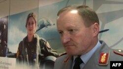 Komandant KFOR-a, general Erhard Biler