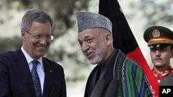 اطمینان آلمان از ادامه کمک این کشور به افغانستان