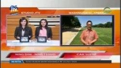 Liputan Ramadan untuk JTV