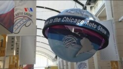 Chicago Auto Show Tampilkan Lebih Banyak SUV