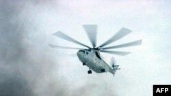 Французский вертолет потерпел катастрофу в Антарктиде