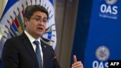 Adam Namm, secretario ejecutivo de la CICAD, dijo a la AP que su equipo está trabajando en un programa para reducir la demanda de drogas en Honduras
