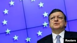 Chủ tịch Ủy ban châu Âu Jose Manuel Barroso
