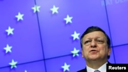 Predsednik Evropske komisije Žoze Manuel Barozo