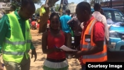 MDC-T Masvingo Voter Exercise