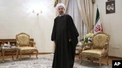 Eron prezidenti Hasan Ruhoniy
