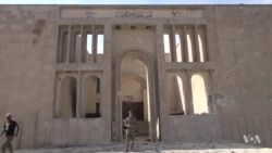 Inside Mosul's Decimated Museum of Antiquities