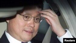 江绵恒 (2001年5月 资料照片)