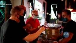 У Сан-Франциско вимагатимуть доказ повної вакцинації від Ковід для відвідування приміщень ресторанів, спортзалів. Відео