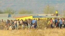 南非總統下令調查警察殺34礦工事件
