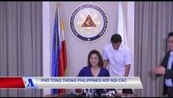 Phó TT Philippines rời Nội các