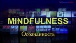 """Газетная лексика с """"Голосом Америки"""" Mindfulness - Осознанность"""