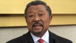 Jean Ping à Washington: «Ce qui est admirable dans ce pays, c'est que les élections se passent tout à fait normalement.»