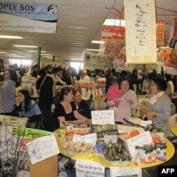 Chợ Tết cộng đồng vùng Washington DC