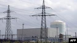 АЭС на юго-западе Словении.