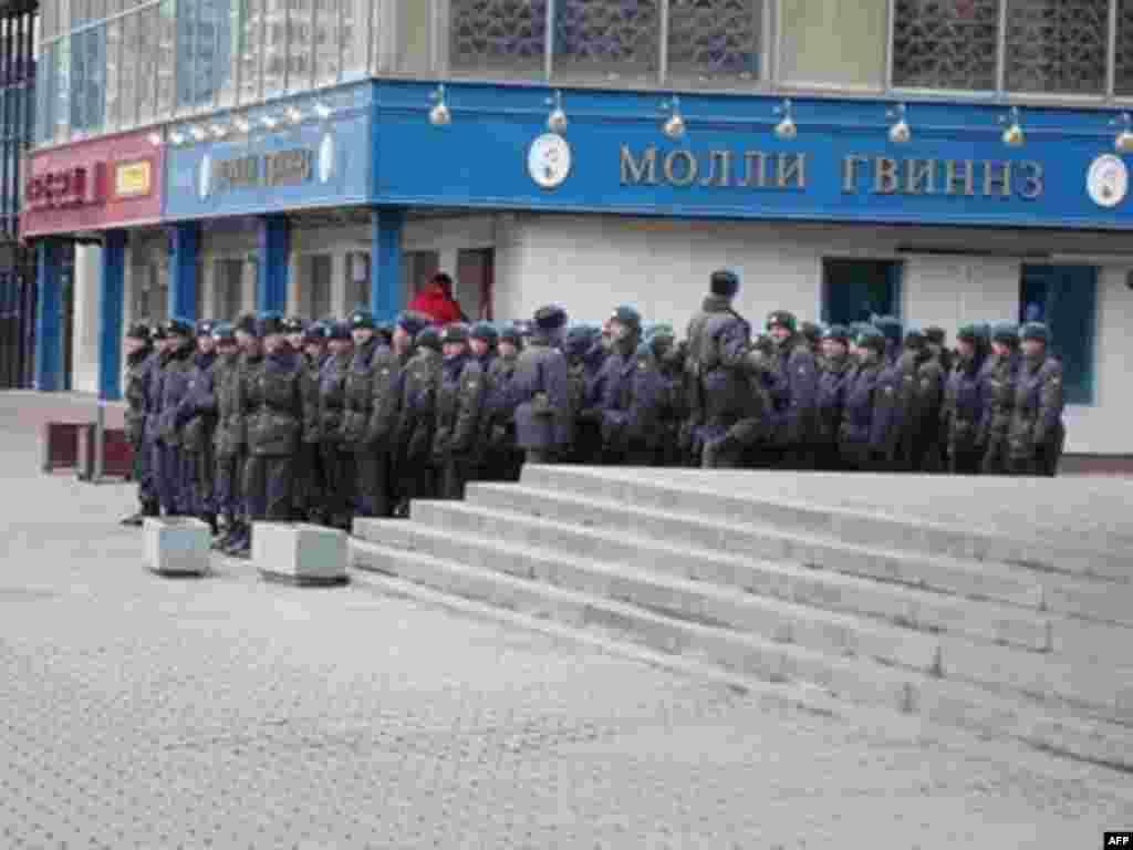 Российская милиция