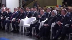 Ն․Փաշինյանը ներկայացրեց «Եվրասիական աշխարհամասի տարանցիկ ներուժը» խորագրով միջազգային համաժողովի շրջանակում ընդունված հռչակագիրը