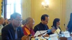 دالايی لاما وارد واشنگتن شد