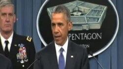SAD: Obama u Pentagonu
