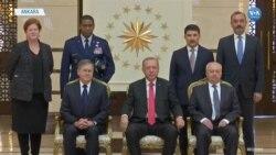 Satterfield Resmen Türkiye'deki Görevine Başladı