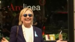 克林頓的醫生稱她康復良好