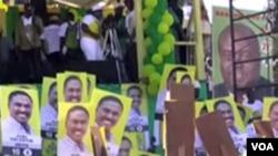 Ayiti-Eleksyon: Piblikasyon Rezilta yo