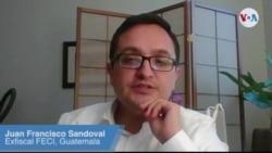 Guatemala exfiscal Sandoval