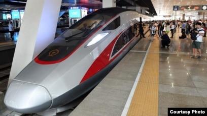 China Restarts Fastest Bullet Trains