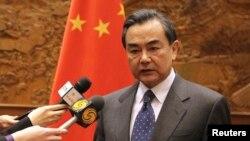 Menlu China, Wang Yi (Foto: dok).