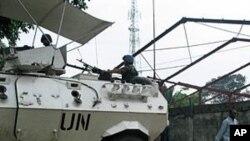 Les troupes onusiennes déployées en RDC pour protéger les civils