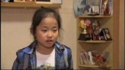 ماهیرو تاکانو دختر کاراته باز ۹ ساله ژاپنی