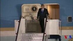 Trump arrive à Singapour pour le sommet historique (vidéo)